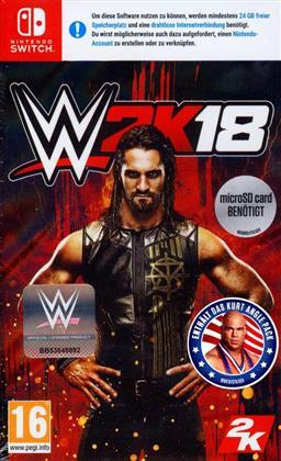WWE 2K18 (German Edition)