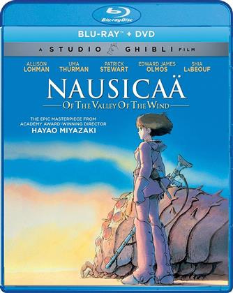 Nausicaä Of The Valley Of The Wind (1984) (Blu-ray + DVD)