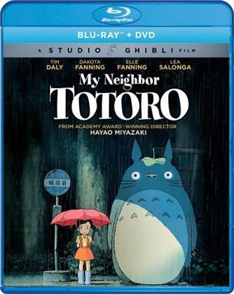 My Neighbor Totoro (1988) (Blu-ray + DVD)