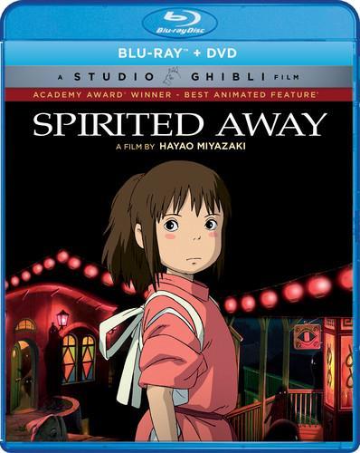 Spirited Away (2001) (Blu-ray + DVD)