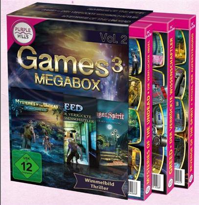 Games 3 Mega Box Vol. 2
