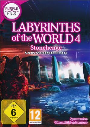Labyrinths of the World - Stonehenge