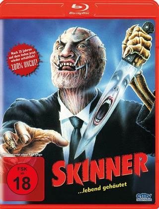 Skinner - ...lebend gehäutet (1991) (Remastered, Uncut)