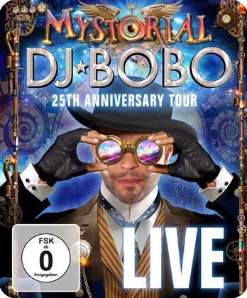 DJ Bobo - Mystorial - Live