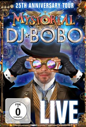 DJ Bobo - Mystorial - Live (Digibook)