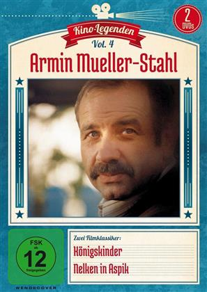 Kino Legenden - Vol. 4: Armin Mueller-Stahl - Königskinder / Nelken in Aspik (2 DVDs)