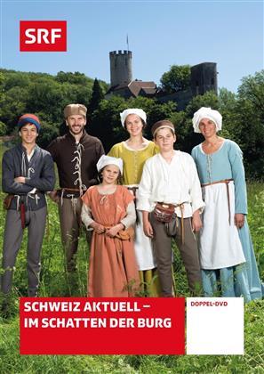 Schweiz Aktuell - Im Schatten der Burg - SRF Dokumentation (2 DVDs)