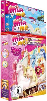 Mia and me - Einhorn-Abenteuer (Limited Edition, 2 DVDs)