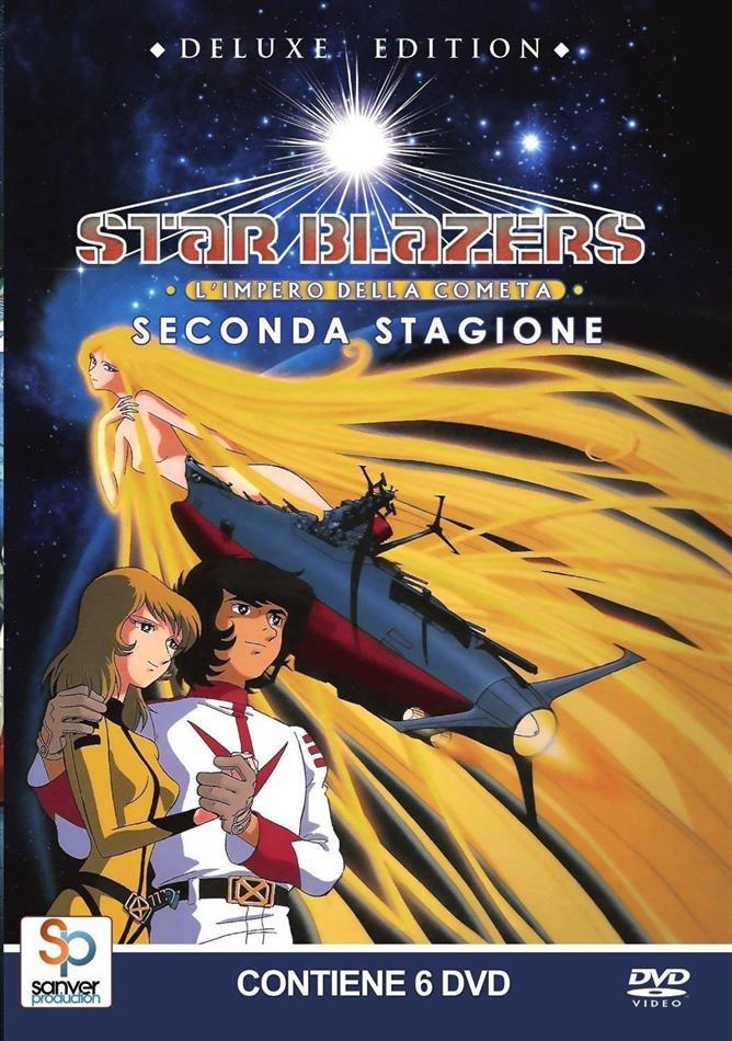 Star Blazers - Stagione 2 - L'Impero della Cometa (Deluxe Edition, 6 DVDs)