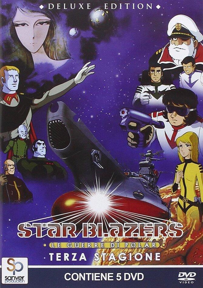 Star Blazers - Stagione 3 - Le guerre di Polar (Deluxe Edition, 5 DVDs)
