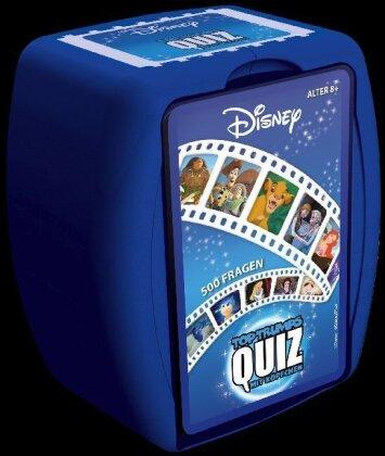 Top Trumps Quiz - Disney Classic