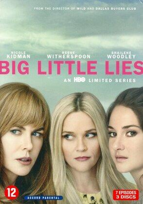 Big Little Lies - Saison 1 (3 DVD)