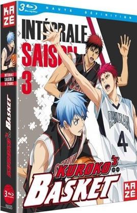 Kuroko's Basket - Saison 3 (3 Blu-rays)