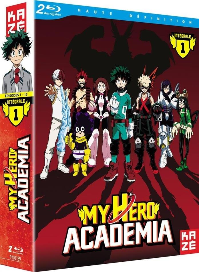 My Hero Academia - Saison 1 (2 Blu-rays)