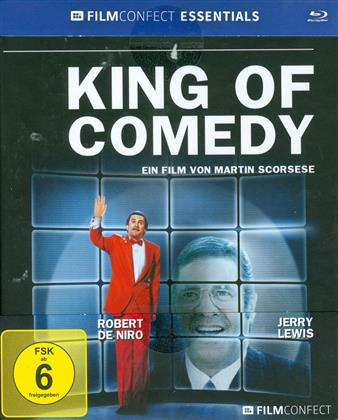 King of Comedy (1982) (Filmconfect Essentials, Mediabook)
