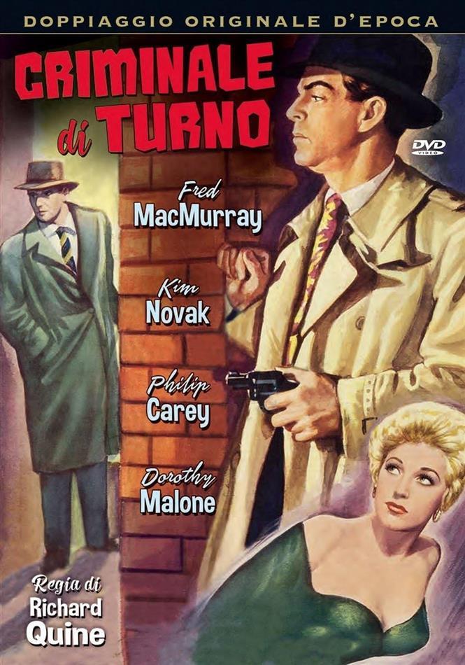 Criminale di turno (1954) (n/b, Riedizione)