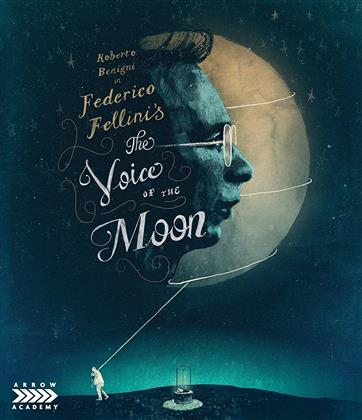 The Voice Of The Moon (1990) (Blu-ray + DVD)