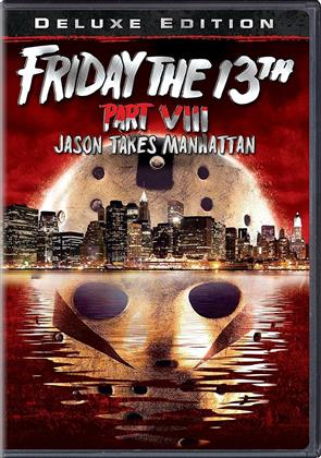 Friday The 13th - Part 8 - Jason Takes Manhattan (1989) (Deluxe Edition)