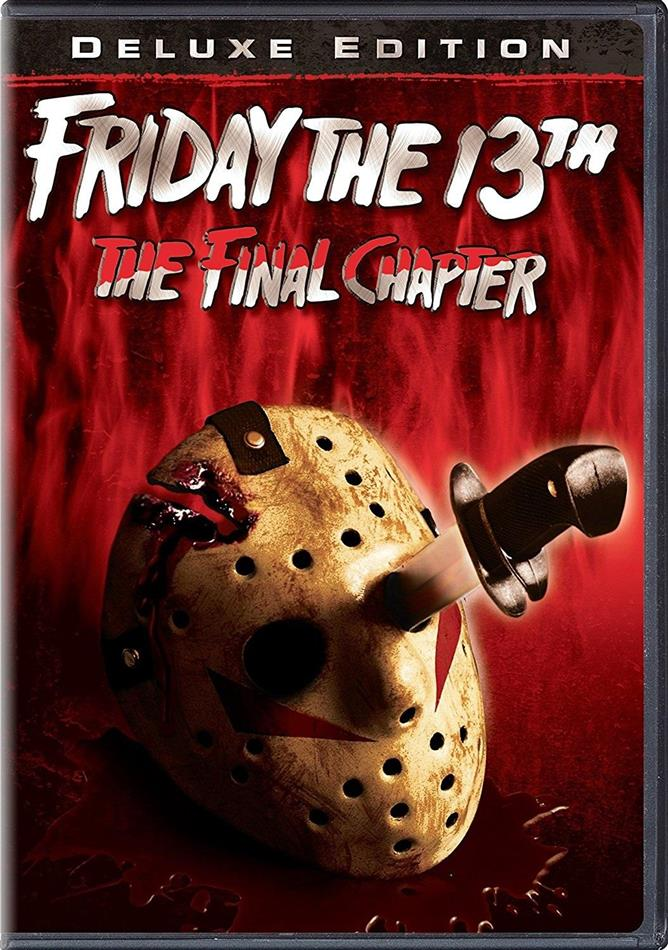 Friday The 13th - Part 4 - The Final Chapter (1984) (Deluxe Edition)