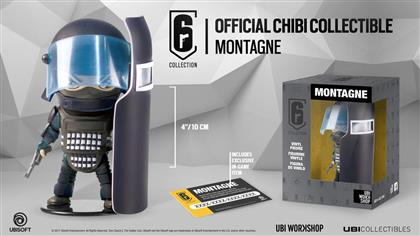 Rainbow Six Siege Collection - Montagne Figure