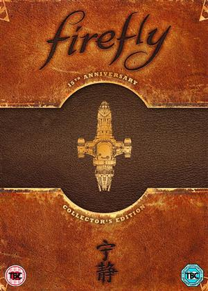 Firefly - The Complete Series (15th Anniversary Edition, Collector's Edition, 4 DVDs)
