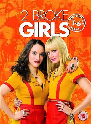 2 Broke Girls - Seasons 1-6 (18 DVDs)