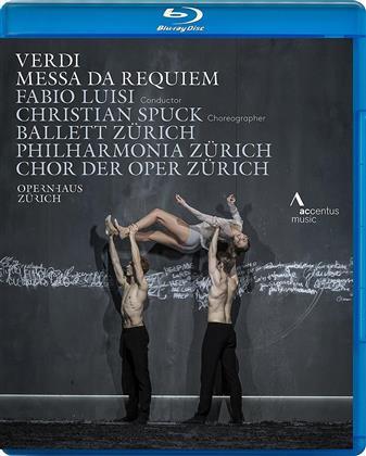 Zürcher Ballett, Opernhaus Zürich, … - Verdi - Messa da Requiem (Accentus Music)