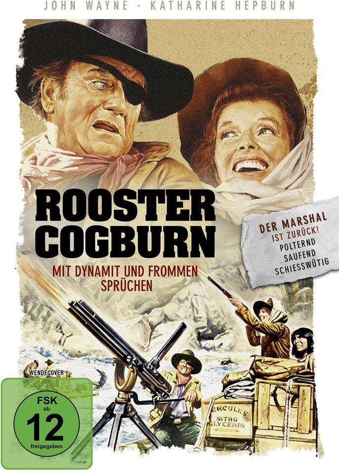 Rooster Cogburn - Mit Dynamit und frommen Sprüchen (1975)