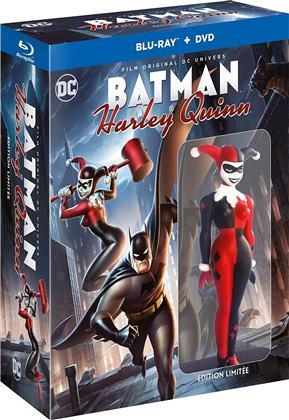 Batman & Harley Quinn (2017) (+ Figurine, Edizione Limitata, Blu-ray + DVD)