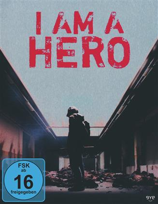 I Am a Hero (2015) (Collector's Edition, Steelbook, Blu-ray + DVD)