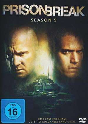 Prison Break - Staffel 5 (3 DVDs)