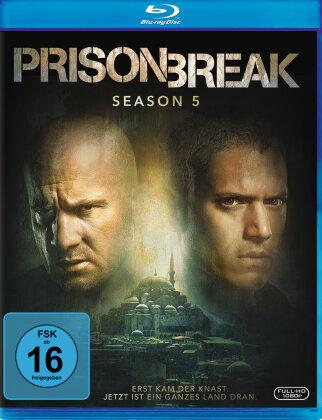 Prison Break - Staffel 5 (3 Blu-rays)