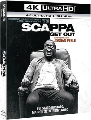Scappa - Get Out (2017) (4K Ultra HD + Blu-ray)