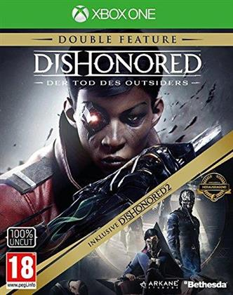 Dishonored 2 PACK - Tod des Outsiders + Dishonored 2