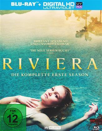 Riviera - Staffel 1 (3 Blu-rays)
