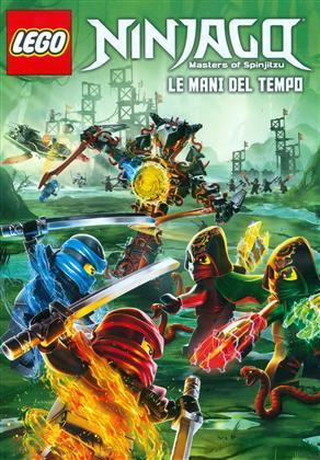 LEGO Ninjago: Masters of Spinjitzu - Stagione 7 - Le mani del tempo (2 DVDs)