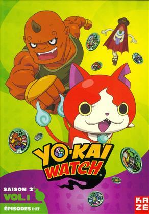 Yo-Kai Watch - Saison 2 - Vol. 1 (3 DVD)