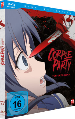 Corpse Party - Tortured Souls (2013) (Digibook)