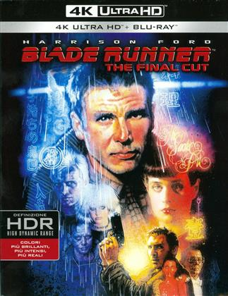 Blade Runner (1982) (Final Cut, 4K Ultra HD + Blu-ray)