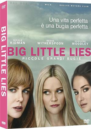 Big Little Lies - Piccole grandi bugie - Stagione 1 (3 DVD)
