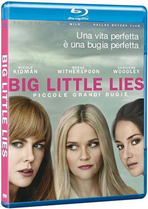 Big Little Lies - Piccole grandi bugie - Stagione 1 (3 Blu-rays)