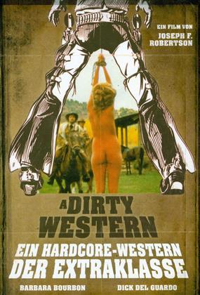 A Dirty Western (1975) (Cover B, Kleine Hartbox, Uncut)