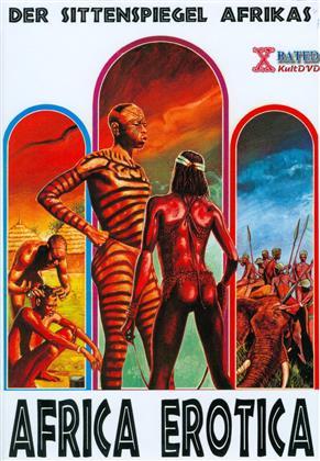 Africa Erotica (1972) (Kleine Hartbox, Uncut)