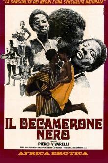 Il Decamerone Nero - Africa Erotica (1972) (Grosse Hartbox, Cover B, Uncut)