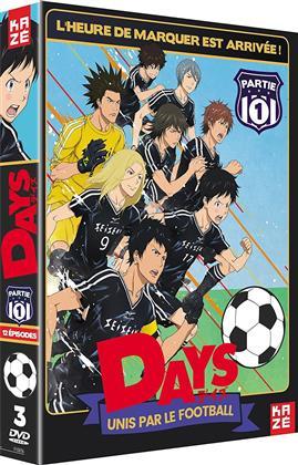 Days - Unis par le football - Saison 1 - Partie 1/2 (3 DVDs)