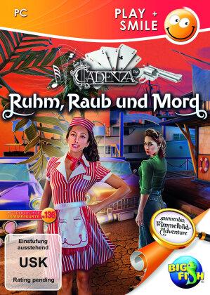 Cadenza - Ruhm, Raub und Mord