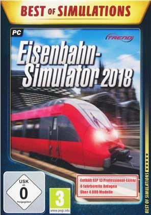 Eisenbahn Simulator 2018