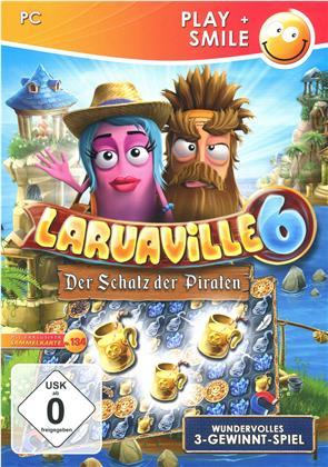 Laruaville 6 - Schatz der Piraten