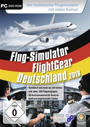 Flight Gear - Flugsimulator 2018