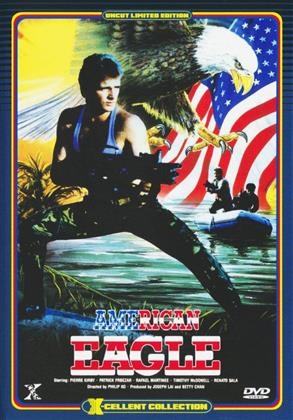American Eagle (1988) (X-cellent Collection, Kleine Hartbox, Limited Edition, Uncut)